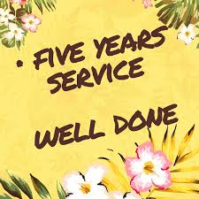 Domiciliary Care Five years
