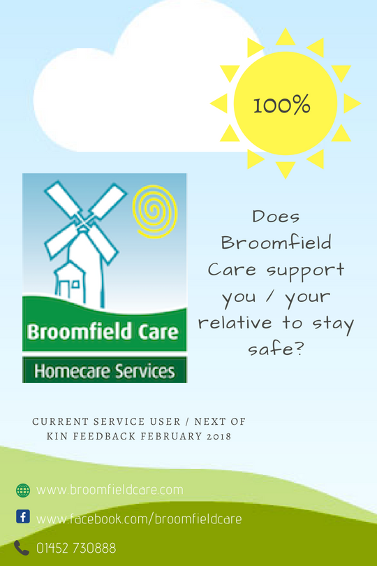 Broomfield Care Domiciliary Care Gloucester