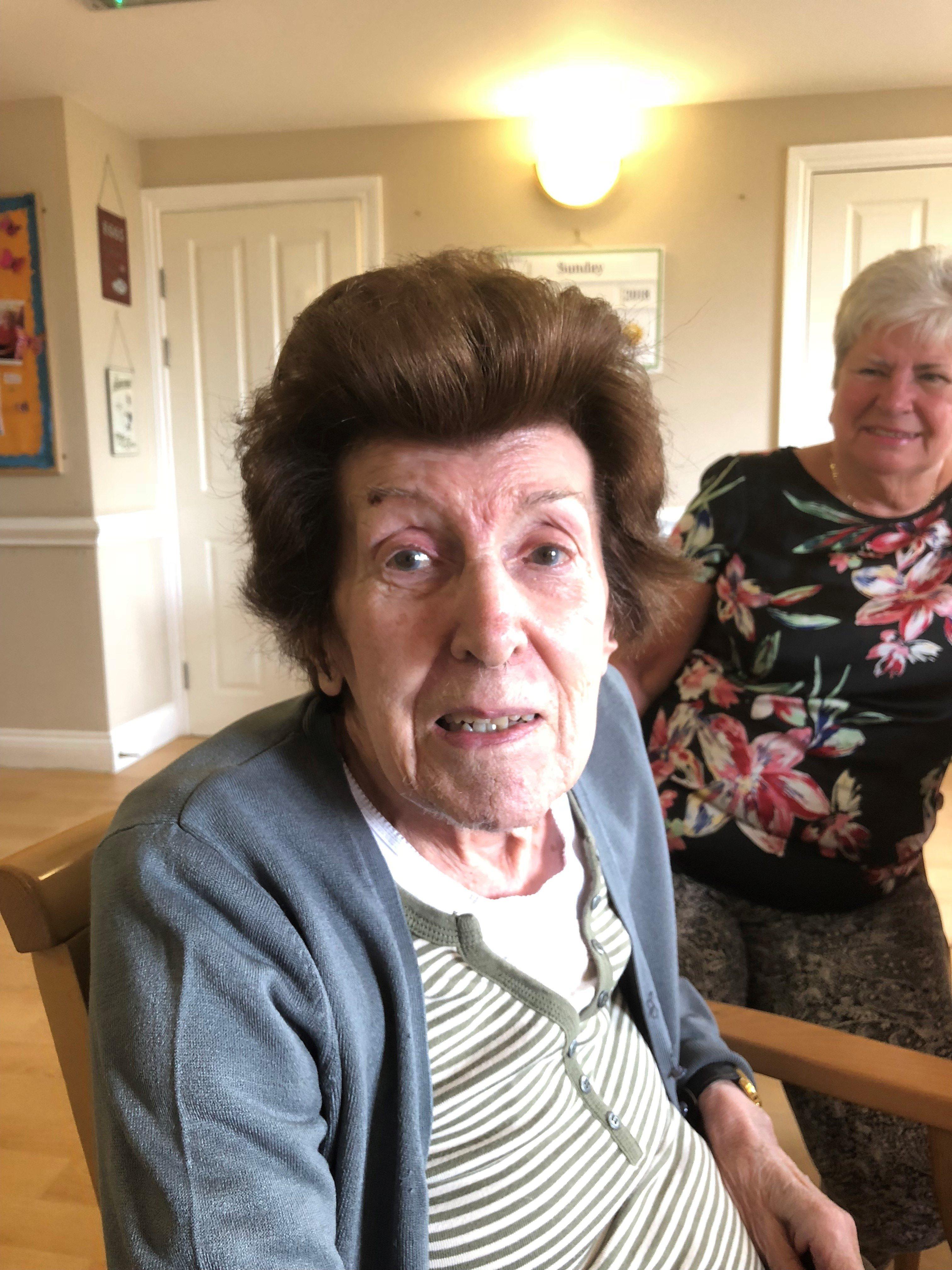 Joan King Broomfield Care