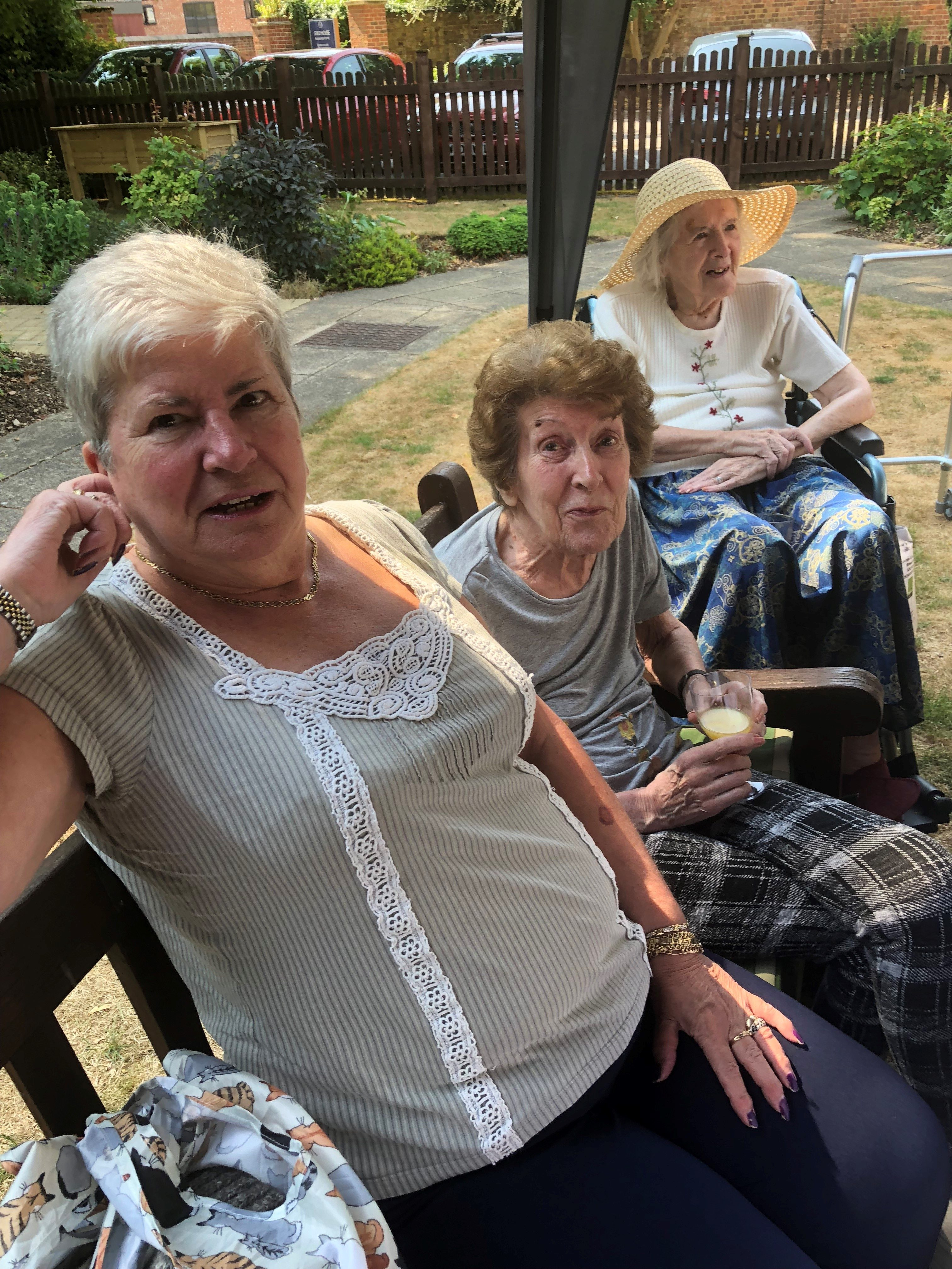 Broomfield Care Joan King
