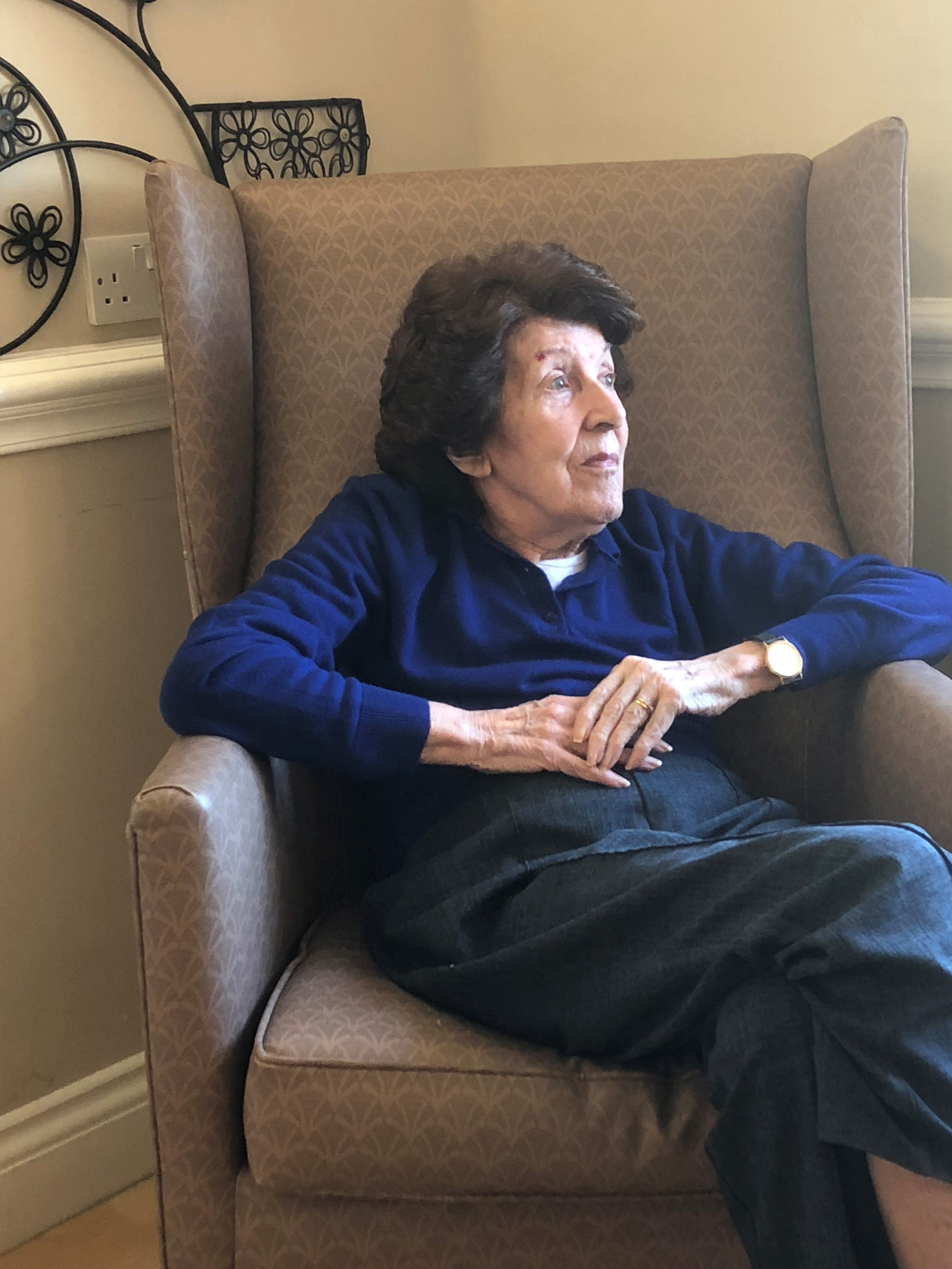 Broomfield Care Joan Bond